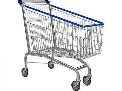 Carrinho de compras infantil