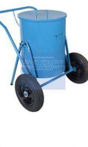 Camâra de arpara carrinho de mão