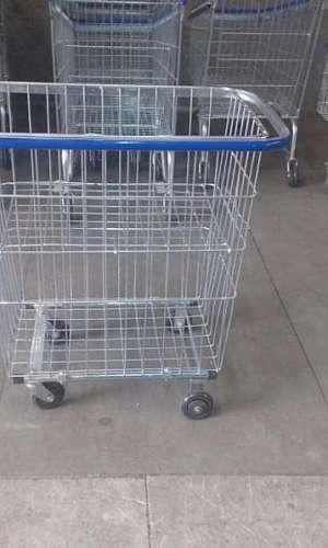 Carrinho de compras para condomínio