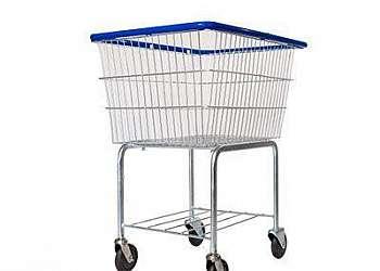 Carrinho de supermercado para condominio
