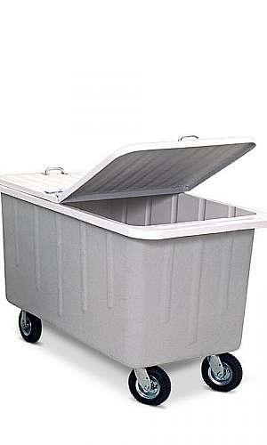 Carrinho para Transporte de Lixo Hospitalar