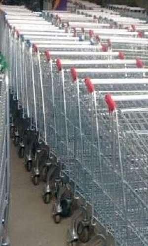 Carrinhos de supermercado sp