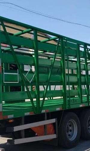 Carroceria para Transporte de Bebidas