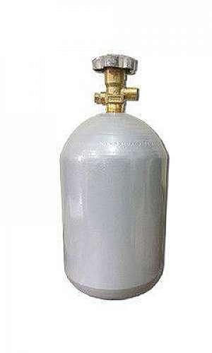 Cilindro de gás carbônico