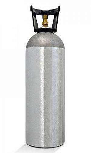 Cilindro de gás CO2