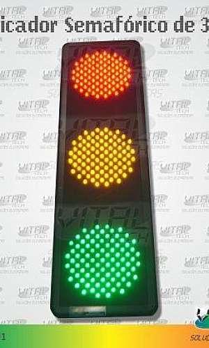 Controle de avanço de sinal vermelho