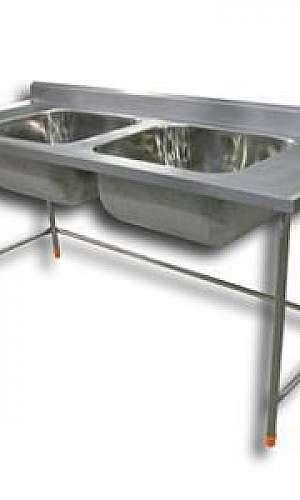 Pias de inox para cozinha
