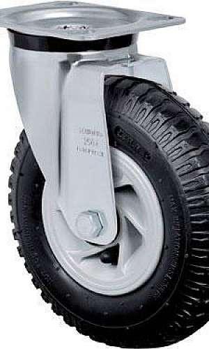 Roda de carrinho de carga